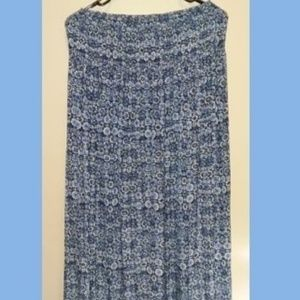 NWT Daisy Fuentes  2 in 1 dress/skirt